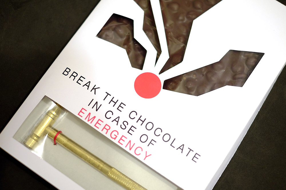 Emergency chocolate_by FOOD & EVENT