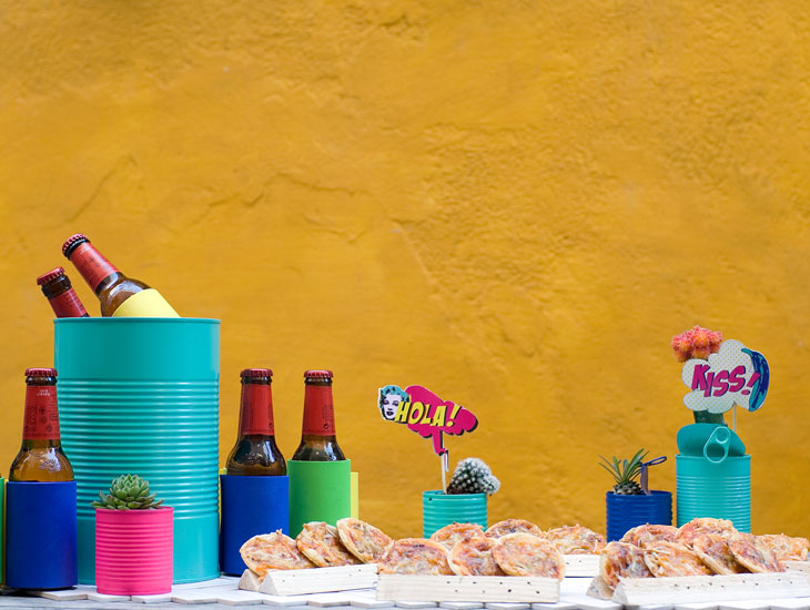 food_and_event_decoracion_estilo_pop_art