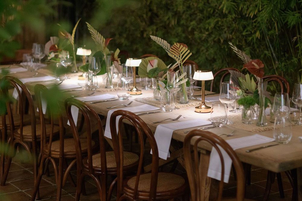 diseño-de-evento-cena-tropigas-santodomingo-food&event